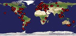 Earth Photo Map